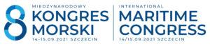 logo 8. Międzynarodowy Kongres Morski w Szczecinie