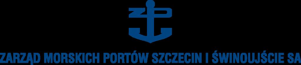 logo zarząd morskich portów szczecin i świnoujście
